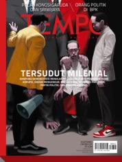 TEMPO ED 4544 Magazine Cover 30-05 October 2019