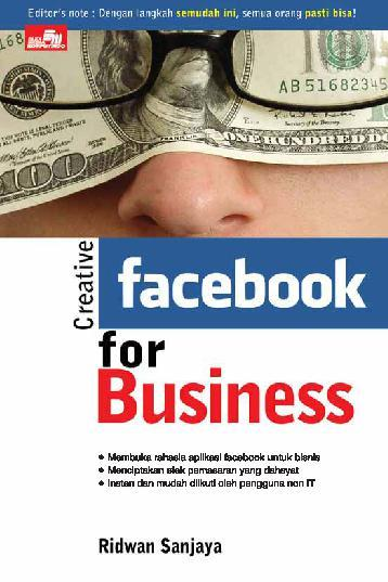 Buku Digital Creative Facebook For Business oleh Ridwan Sanjaya