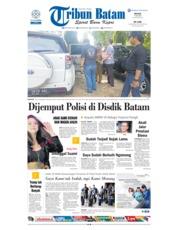 Cover Tribun Batam 17 Juli 2018