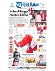 Cover Tribun Batam 21 Agustus 2018