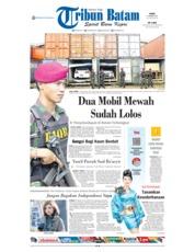 Cover Tribun Batam