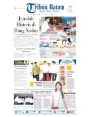 Tribun Batam Cover 16 May 2019