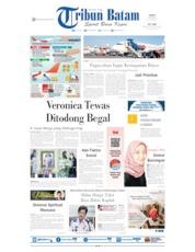 Tribun Batam Cover 17 May 2019