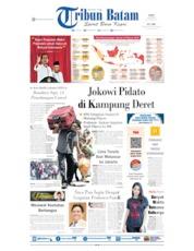 Tribun Batam Cover 22 May 2019
