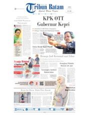 Tribun Batam Cover 11 July 2019