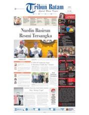 Tribun Batam Cover 12 July 2019