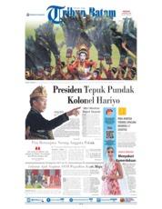 Cover Tribun Batam 18 Agustus 2019