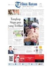 Cover Tribun Batam 19 Agustus 2019