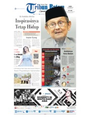 Tribun Batam Cover 12 September 2019
