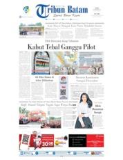 Tribun Batam Cover 16 September 2019