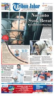 Cover Tribun Jabar