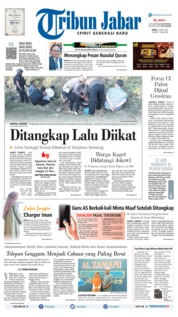 Tribun Jabar Cover 22 May 2019
