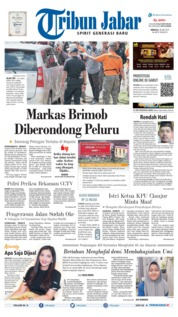 Tribun Jabar Cover 26 May 2019