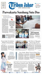Cover Tribun Jabar 13 Juni 2019
