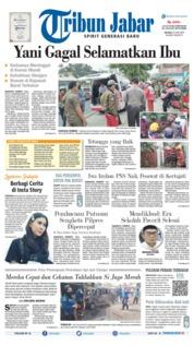 Tribun Jabar Cover 25 June 2019