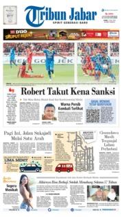 Tribun Jabar Cover 11 July 2019