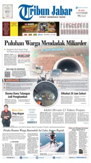 Tribun Jabar Cover 24 July 2019