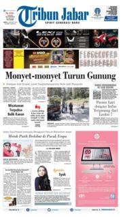 Tribun Jabar Cover 03 August 2019
