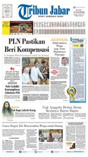 Tribun Jabar Cover 06 August 2019