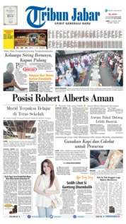 Tribun Jabar Cover 12 August 2019