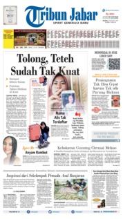 Tribun Jabar Cover 13 August 2019
