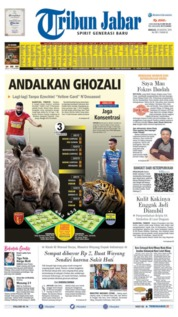 Tribun Jabar Cover 25 August 2019