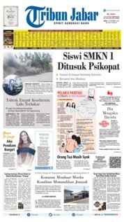 Tribun Jabar Cover 11 September 2019