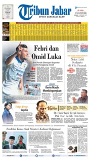 Cover Tribun Jabar 15 September 2019
