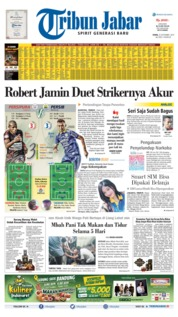 Cover Tribun Jabar 23 September 2019