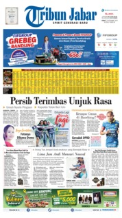 Tribun Jabar Cover 27 September 2019