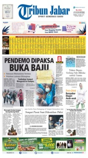 Tribun Jabar Cover 01 October 2019