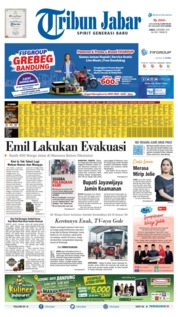 Tribun Jabar Cover 04 October 2019