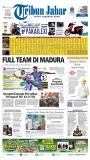 Tribun Jabar Cover 05 October 2019