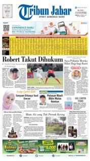 Tribun Jabar Cover 06 October 2019
