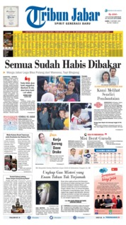 Tribun Jabar Cover 10 October 2019