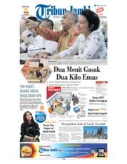 Cover Tribun Jambi 17 Juli 2018