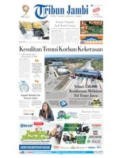 Cover Tribun Jambi 27 Mei 2019