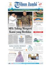 Tribun Jambi Cover 04 June 2019