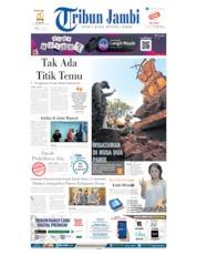 Cover Tribun Jambi 17 Juli 2019