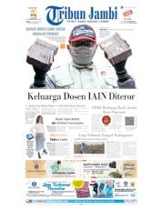 Cover Tribun Jambi