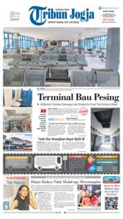 Cover Tribun Jogja 26 Februari 2018