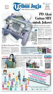 Cover Tribun Jogja 20 Juni 2018