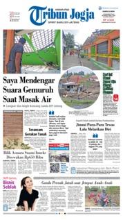 Cover Tribun Jogja 06 Desember 2018