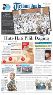 Tribun Jogja Cover 24 May 2019