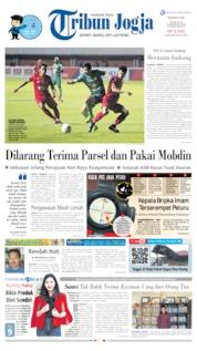 Tribun Jogja Cover 26 May 2019