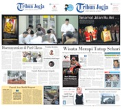 Cover Tribun Jogja 02 Juni 2019