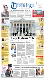 Cover Tribun Jogja 14 Juni 2019