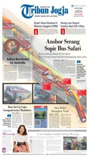 Tribun Jogja Cover 18 June 2019