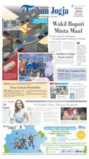 Cover Tribun Jogja 26 Juni 2019
