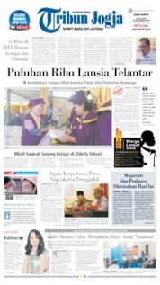 Tribun Jogja Cover 24 July 2019
